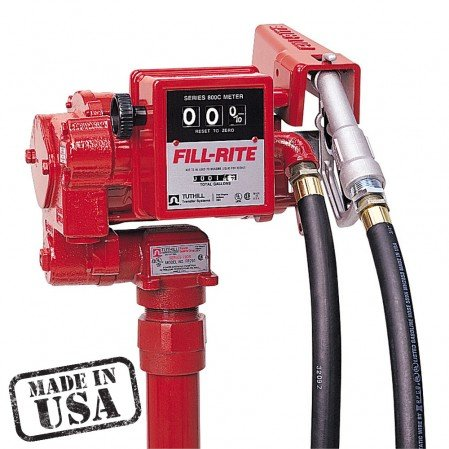 FILL-RITE Mechanical Meters