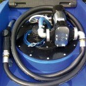 POLYCUBES with High Flow Pump Kits