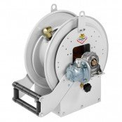 Air Motor Driven Oil Hose Reels