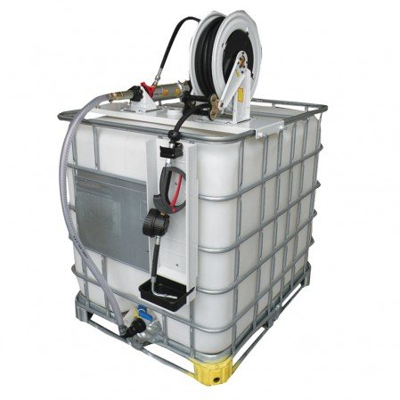 RAASM Top Mounted IBC Kit