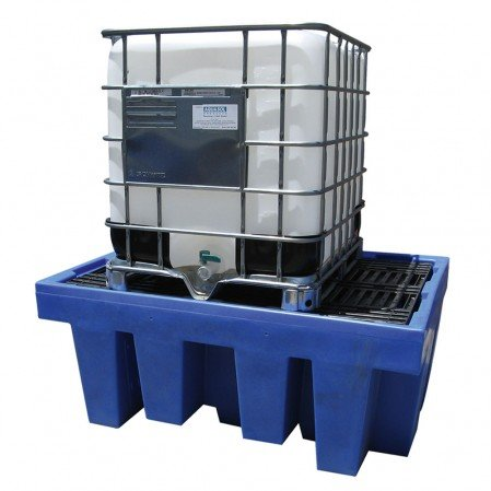 ULTRAFLO 1000L IBC Spill Containment Pallets