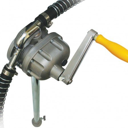 High Flow Rotary Drum Pumps