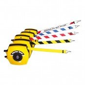 ULTRAFLO High Visibility Barrier Reels