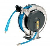 ULTRAFLO High Pressure Hot Wash Hose Reels