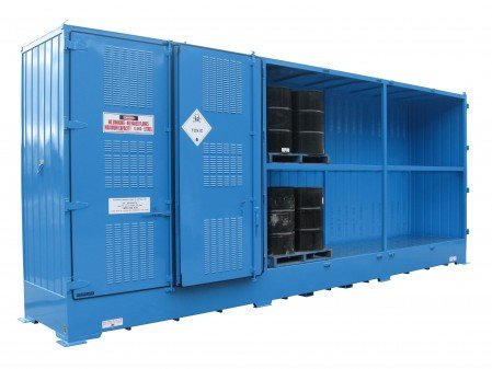 Outdoor Relocatable Dangerous Goods Storage