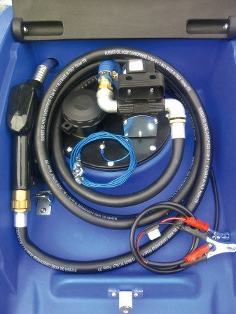 FUELCUBES With Standard Pump Kits