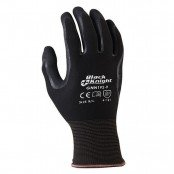 Black Night Gloves