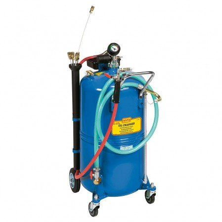 Mobile Waste Oil Drainers