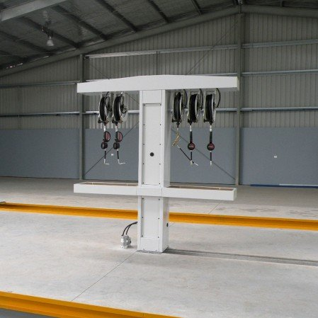 Hose Reel Gantries