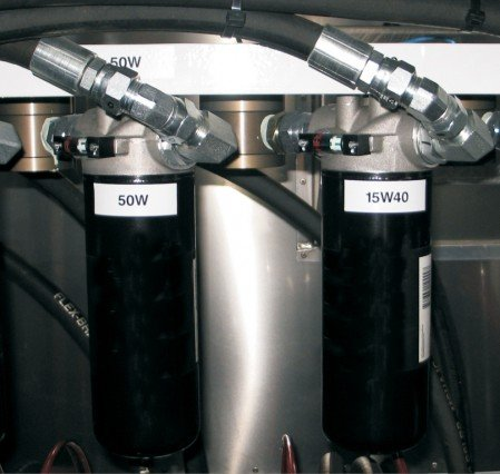Oil System Filtration & Breathers