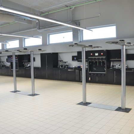 Workshop Bench Systems