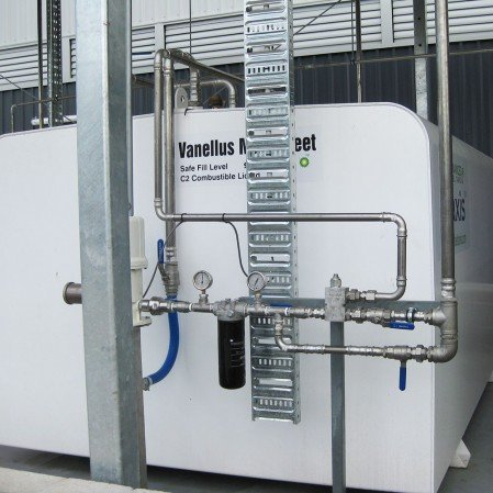 Compressed Air & Pipework Systems