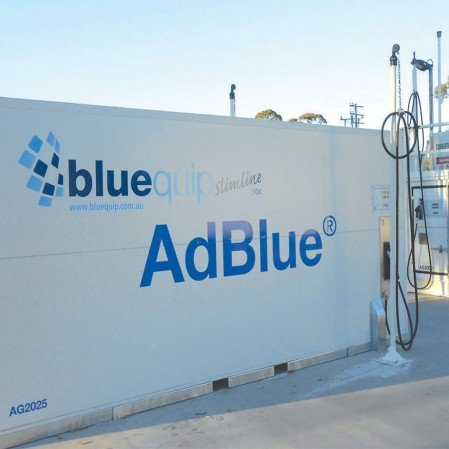 BLUEQUIP Slimline Self Bunded AdBlue® Tanks