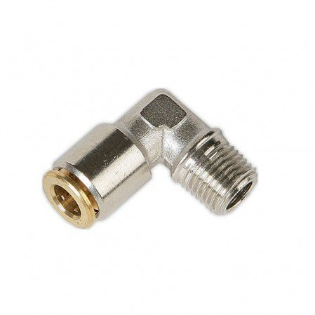 Push in Elbow Connector (6mm tube)