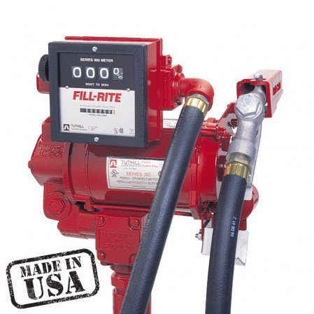 Fillrite Heavy Duty Refuelling Kits