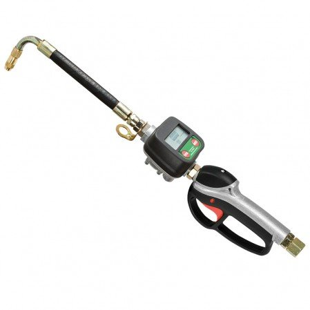 RAASM Electronic Metered Oil Gun