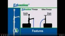 Ezi-action® Double Action Pump – How it works