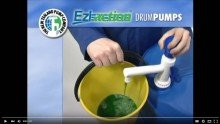 Ezi-action® Drum Pump for Agricultural Chemicals