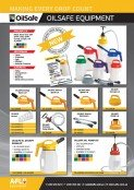 Oilsafe Equipment Flyer