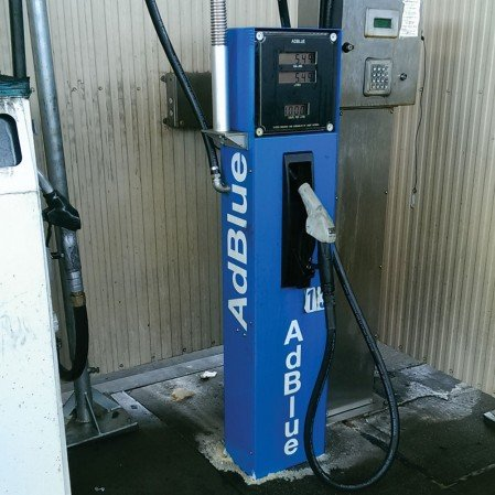 BLUEQUIP AdBlue® Dispenser