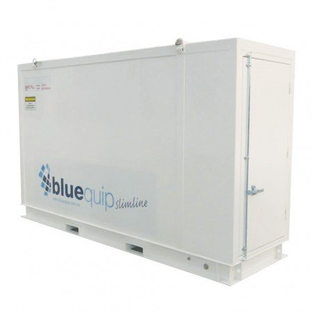 BLUEQUIP Slimline Self Bunded Containerised AdBlue® Tanks