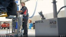 A-FLO Equipment – Workshop Installation Solutions