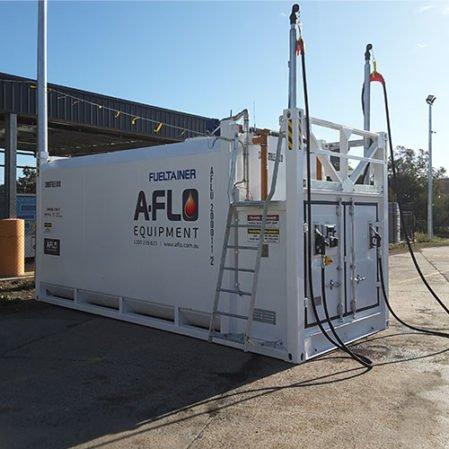 FUELTAINER Self Bunded Bulk Diesel Storage Tanks