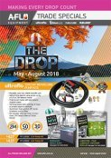 The Drop Trade Specials May – Aug 2018