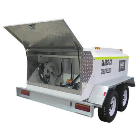 FUELTRANS Self Bunded Diesel Trailers