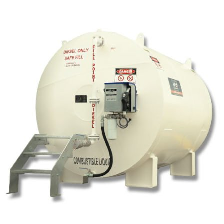 Farm Refuellers Single Skin Diesel Fuel Tanks