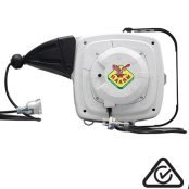 RAASM 240V Electric Cable Reel