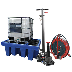 Spill Containment & Workshop Equipment